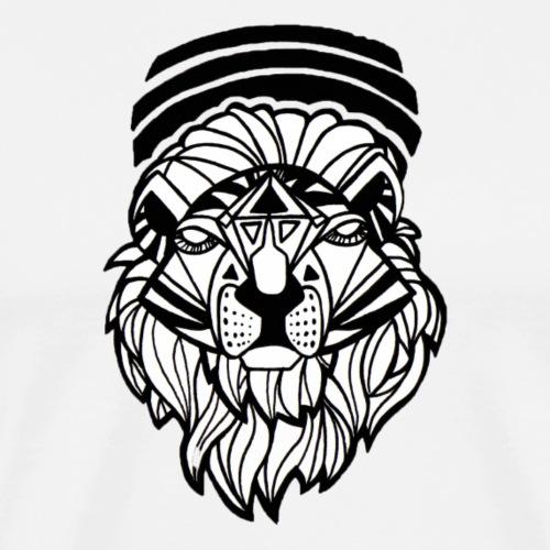 Spirit Lion - Men's Premium T-Shirt