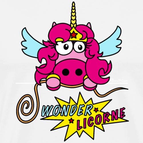 Licorne WT - T-shirt Premium Homme