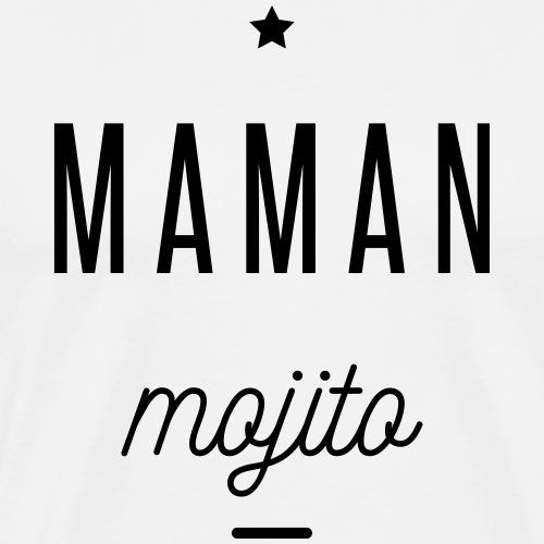 maman mojito - T-shirt Premium Homme