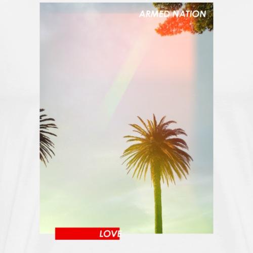 PALM LOVE - ARMED NATION 2021 - Männer Premium T-Shirt