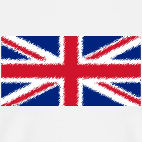 United Kingdom - Union Jack - Männer Premium T-Shirt