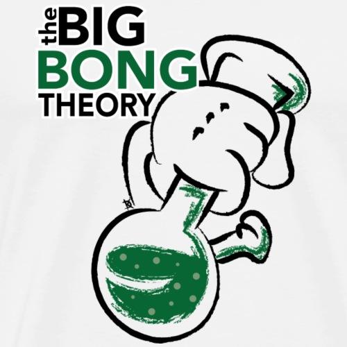 the big bong theory - T-shirt Premium Homme