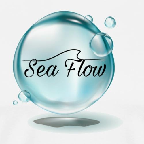 abbigliamento e tazze logo Sea Flow Bolla