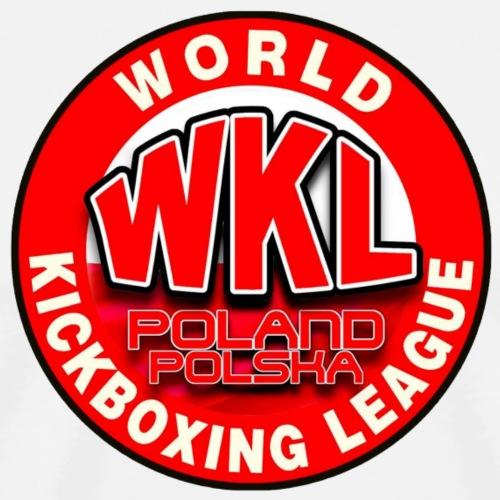WKL POLAND - Camiseta premium hombre