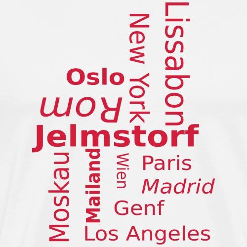 city_color - Männer Premium T-Shirt
