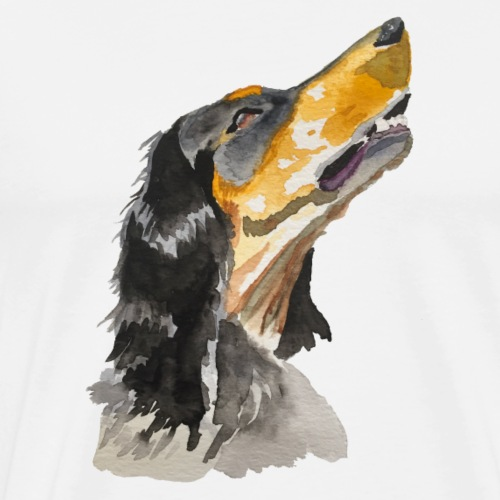 English Setter - Men's Premium T-Shirt