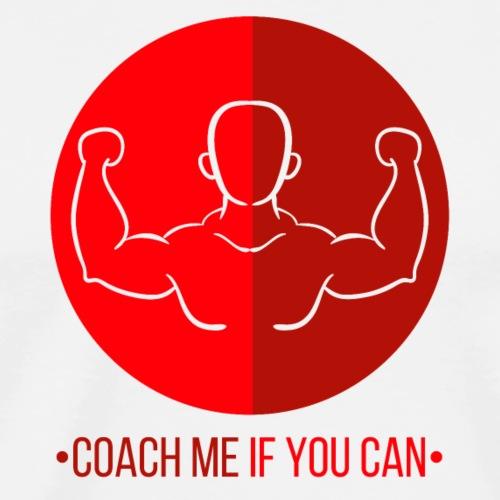 Muscle Rouge - T-shirt Premium Homme