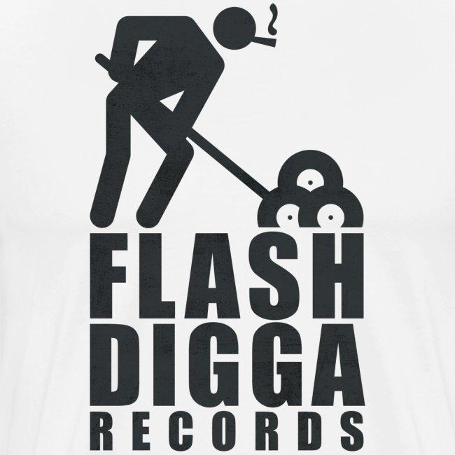 Flashdigga Schwarz