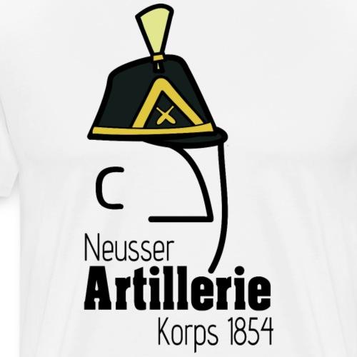 Artilleriekorps - Männer Premium T-Shirt