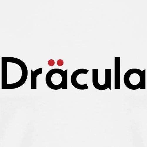 Dräcula - Camiseta premium hombre