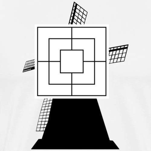 Mühle Meister - Männer Premium T-Shirt