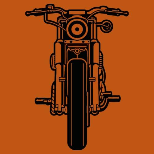Motorrad / Motorcycle 03_schwarz - Männer Premium T-Shirt