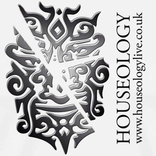 Houseology Original - Fractured - Men's Premium T-Shirt