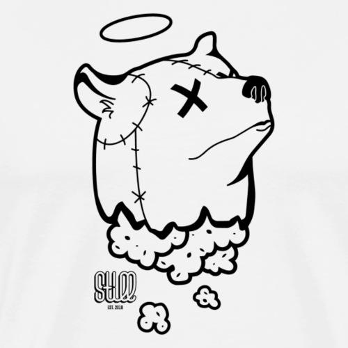 TEDDY BEAR - Maglietta Premium da uomo