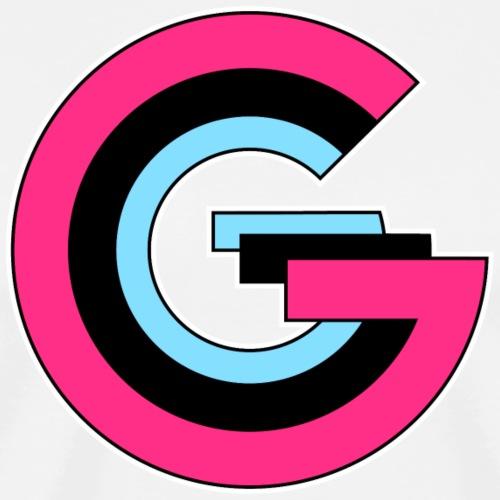 Filmen G som i Gemenskap - Premium-T-shirt herr