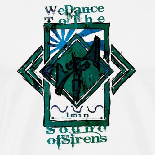 wdttsos - Männer Premium T-Shirt