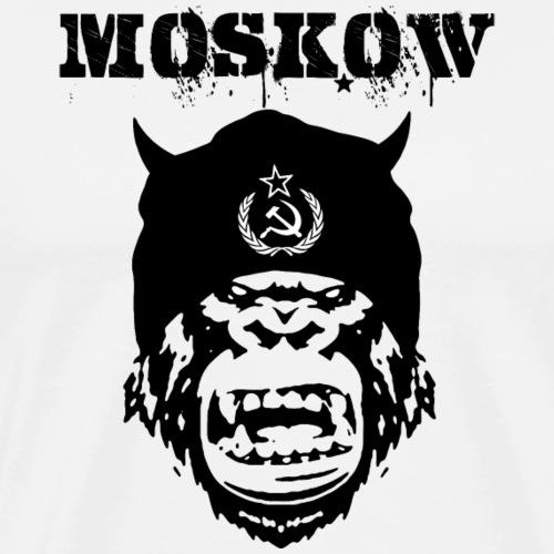 Moskau - Männer Premium T-Shirt