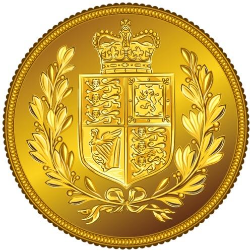 piece argent or monnaie gold money - T-shirt Premium Homme