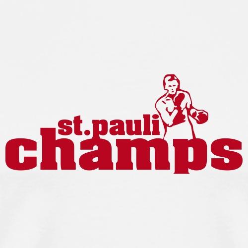 stpc mot2 rot - Männer Premium T-Shirt