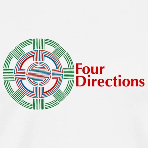 Four Directions - Men's Premium T-Shirt