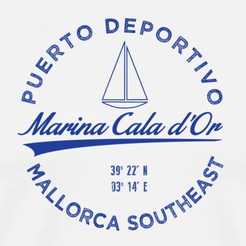 Marina Cala d'Or - Camiseta premium hombre