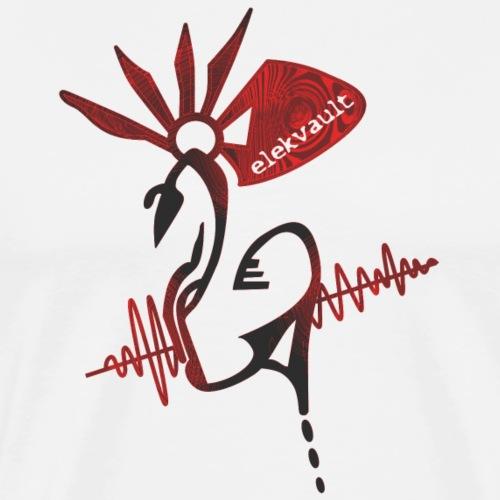 SwanSounds - Camiseta premium hombre