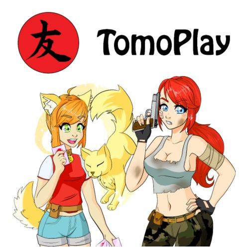 TomoPlay - Mannen Premium T-shirt