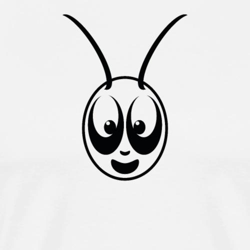 Grashüpfer - Männer Premium T-Shirt