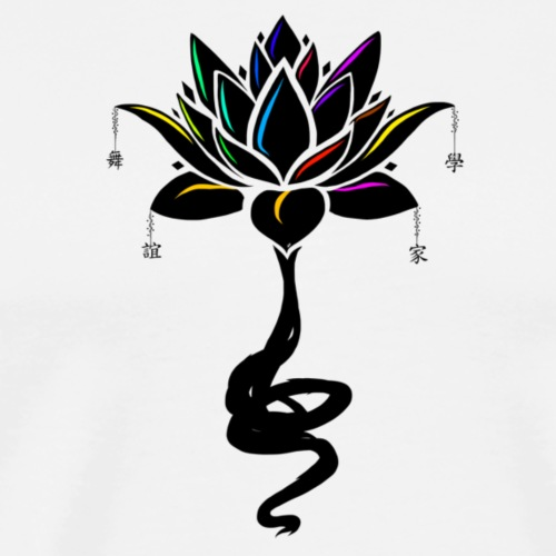 Marie - Lotus - T-shirt Premium Homme