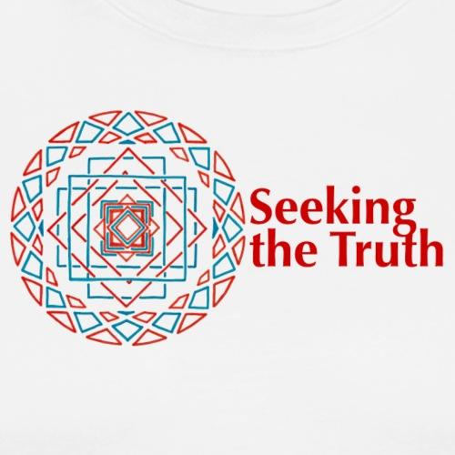 Seeking the Truth - Men's Premium T-Shirt