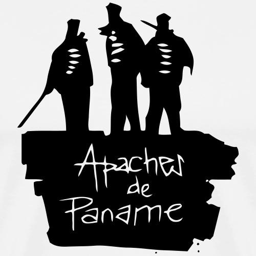 Apaches de Paname - T-shirt Premium Homme