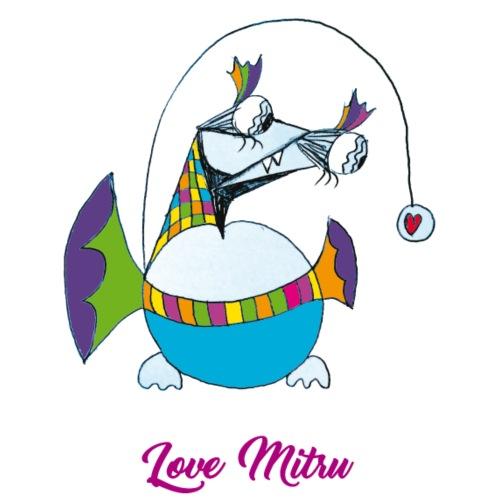 Love Mitru - T-shirt Premium Homme