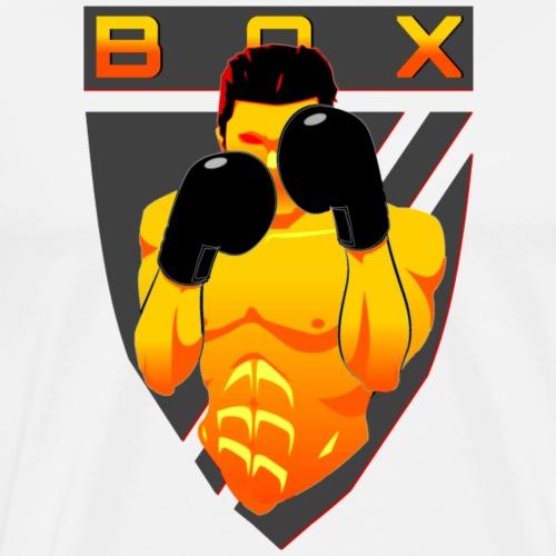 Box - Boxer - Camiseta premium hombre