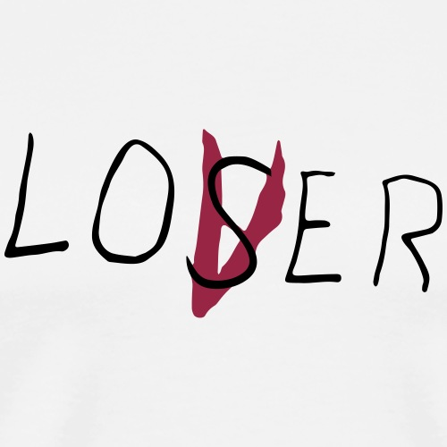 Loser & Lover - Männer Premium T-Shirt