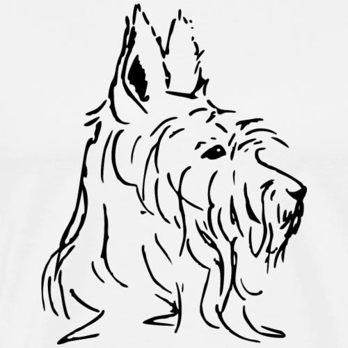 Berger de Picardie - Männer Premium T-Shirt