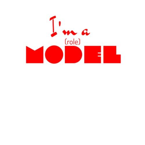 I'm a (role) Model - Men's Premium T-Shirt