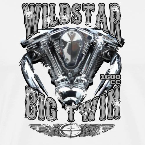 Wildstar 02 - Mannen Premium T-shirt