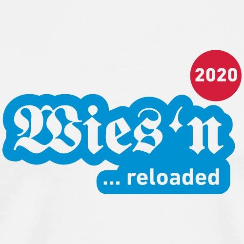 Wies'n reloaded 2020 - Männer Premium T-Shirt