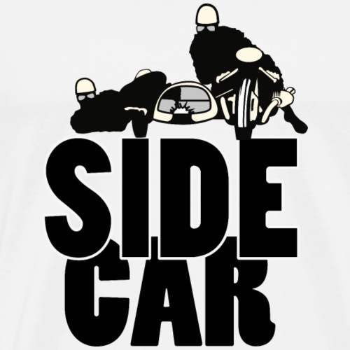 side car cinq - T-shirt Premium Homme