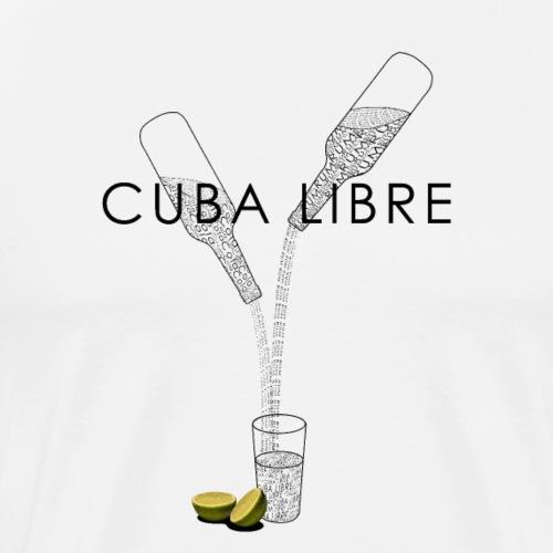 Cuba Libre - Männer Premium T-Shirt