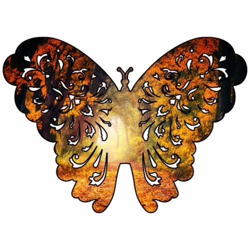 Le Papillon de la Forêt - j'peux pas j'ai Papillon - T-shirt Premium Homme