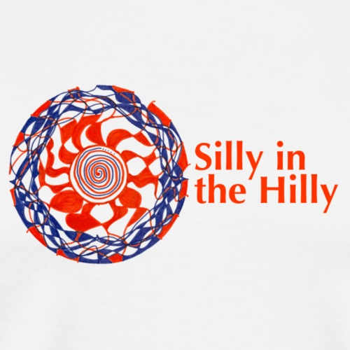 Silly in the Hilly - Men's Premium T-Shirt