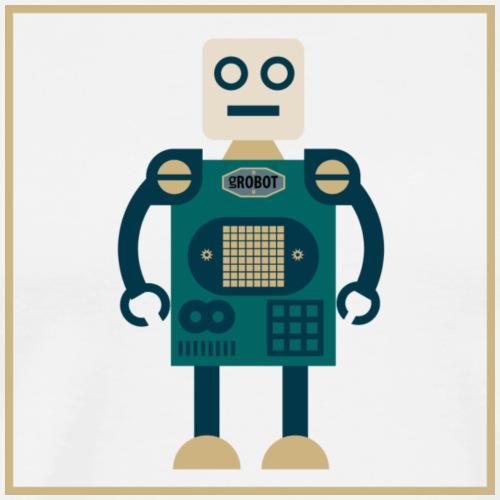 gROBOT One - Maglietta Premium da uomo