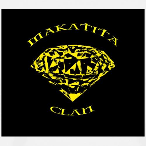 makatita clan - Mannen Premium T-shirt