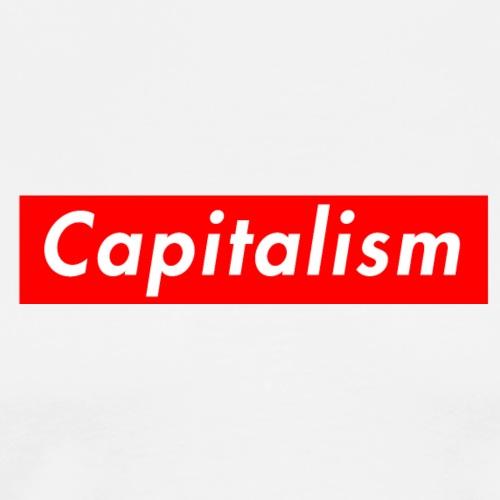Soupreme capitalist - Men's Premium T-Shirt