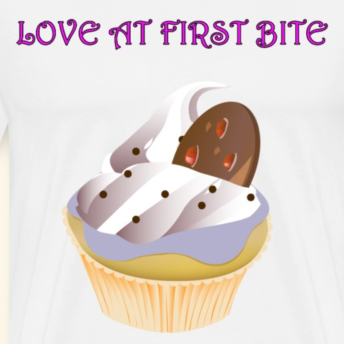 Cup Cake Love at first Bite
