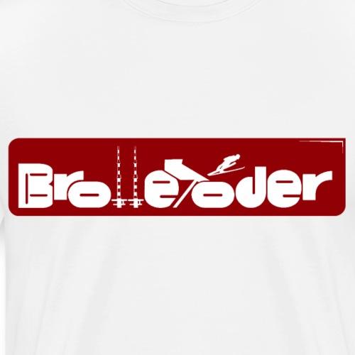 Brotteröder - Männer Premium T-Shirt