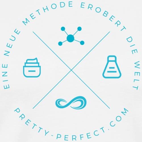 PRETTY. PERFECT HIPSTER - Männer Premium T-Shirt