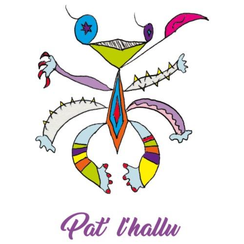 Pat' l'hallu - T-shirt Premium Homme