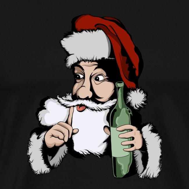 Père Noël Arrive - Santa is coming
